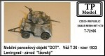 1-72-Mobile-armored-DOT-w-turret-T-26-m-1933