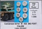 1-35-Wheel-set-M-923-Big-Foot-7-wheels