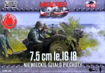 1-72-75cm-le-IG-18-German-Infan-Cannon-w-3-fig