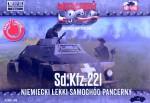 1-72-Sd-Kfz-221-German-light-armoured-vehicle