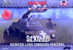 1-72-Sd-Kfz-221-German-light-armoured-vehicle