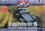 1-72-Krupp-Protze-Kfz-69-German-truck