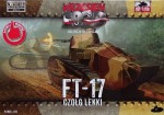 1-72-Renault-FT-17-Light-Tank-WWII
