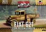 1-72-Polish-Fiat-621-w-anti-aircraft-machine-gun