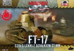 1-72-FT-17-French-light-tank-with-37mm-cannon