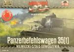 1-72-Panzerbefehlswagen-35t-German-light-tank