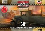 1-72-C4P-Polish-tractor-half-track