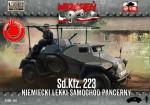 1-72-Sd-Kfz-223-Armored-radio-vehicle