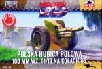 1-72-Skoda-100mm-wz-14-19-Polish-Howitzer