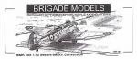 1-72-Supermarine-Seafire-Mk-XV-conversion-Injection-moulded-for-Italeri-kits