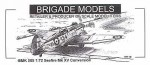 1-72-Supermarine-Seafire-Mk-XV-conversion-Injection-moulded-for-Italeri-kits