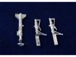 1-48-McDonnell-F-15E-Eagle-Metal-Landing-Gear-Set