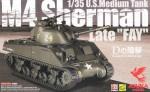1-35-Medium-Tank-M4-Sherman-Last-Production-FAY
