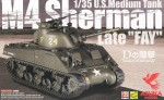 1-35-Medium-Tank-M4-Sherman-Last-Production-FAY
