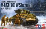 1-35-M4A3-76-W-Sherman-with-Figure-4pcs-Tamiya