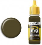 SPANISH-GREEN-KHAKI-17ml-akryl