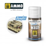 ACRYLIC-WASH-Brown-Wash-for-Sand
