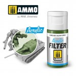ACRYLIC-FILTER-Military-Green