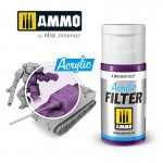 ACRYLIC-FILTER-Violet