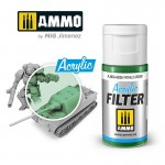 ACRYLIC-FILTER-Phthalo-Green