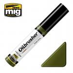 FIELD-GREEN-olejova-barva-oil-color-10ml