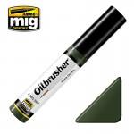 DARK-GREEN-olejova-barva-oil-color-10ml