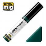 MECHA-DARK-GREEN-olejova-barva-oil-color-10ml