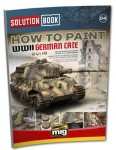 SOLUTION-BOOK-HOW-TO-PAINT-WWII-GERMAN-LATE-Multilingual