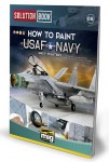 How-To-Paint-USAF-Navy-Grey-Fighters-Solution-Book