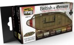 WW-I-BRITISH-and-GERMAN-COLORS-6-x-17ml-akryl