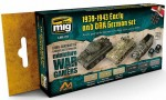 WARGAME-EARLY-AND-DAK-GERMAN-SET-6-x-17ml-akryl