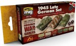 WARGAME-1945-LATE-GERMAN-SET-6-x-17ml-akryl