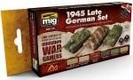 WARGAME-1945-LATE-GERMAN-SET-6-x-17ml-akryl