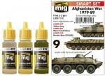 AFGHANISTAN-WAR-1979-1989-3-x-17ml-akryl