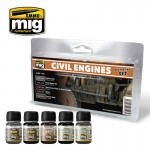 CIVIL-ENGINES-WEATHERING-SET-5x-35ml