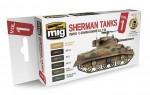 Set-Sherman-Tanks-Vol-1-WWII-Commonwealth-acryl-6x17ml