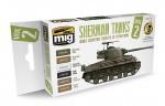 Set-Sherman-Tanks-Vol-2-WWII-European-Theater-of-Operations