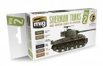 Set-Sherman-Tanks-Vol-2-WWII-European-Theater-of-Operations