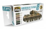 Set-Sherman-Tanks-Vol-3-WWII-US-Marine-Corps