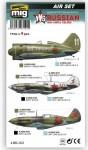 VVS-WWII-RUSSIAN-EARLY-AIRCRAFT-4x17ml-akryl