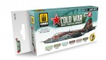 Cold-War-Vol-2-Soviet-Fighters-Bombers-Set-Acrylic-colours-set-6-jars-17mL