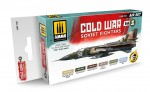 Cold-War-Vol-1-Soviet-Fighters-Set-Acrylic-colours-set-6-jars-17mL