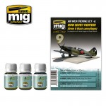 WW-II-SOVIET-AIRPLANES-Green-and-Black-camouflages-3x-35ml-panelaz