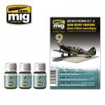 WW-II-SOVIET-AIRPLANES-Green-and-Black-camouflages-3x-35ml-panelaz