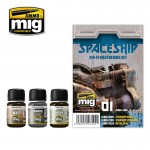 SPACESHIP-SCI-FI-WEATHERING-SET-3x35ml