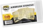 AIRBRUSH-STENCILS-sablona-pro-strikani