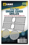 1-35-King-Tiger-engine-cover-grilles