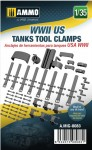 1-35-WWII-US-tanks-tool-clamps