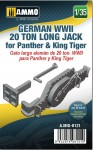 1-35-German-WWII-20-ton-Long-Jack-for-Panther-and-King-Tiger