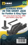 1-35-German-WWII-20-ton-Short-Jack-for-Panther-and-King-Tiger